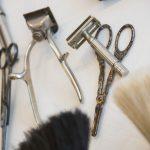 Saks til at klipning og hårpåsætning